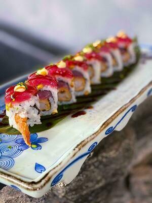 Uramaki Atum Roll