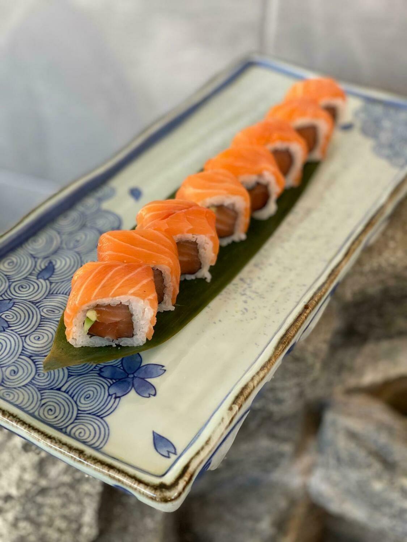 Uramaki Passion Salmon