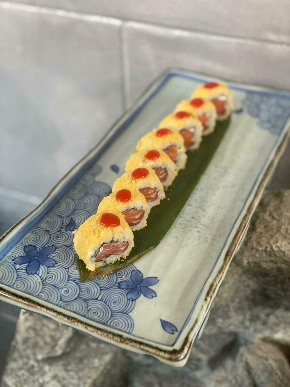 Uramaki Filetto di Salmone Mexicano