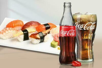 Bottiglia Coca Cola 33