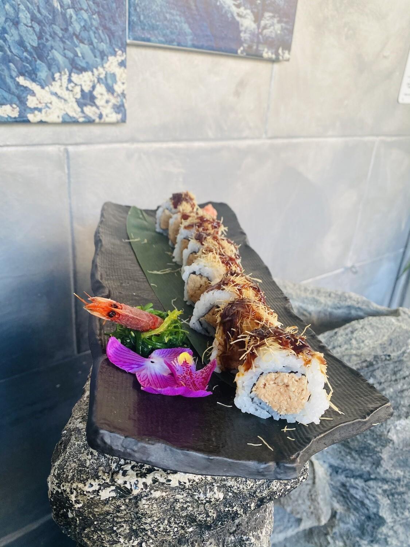 Uramaki Kataifi Salmon