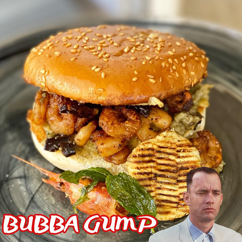 Menu Passion Bubba Gump