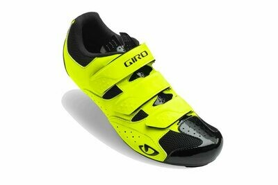 GIRO TECHNE ROAD HI-LIGHT YELLOW/BLACK 46