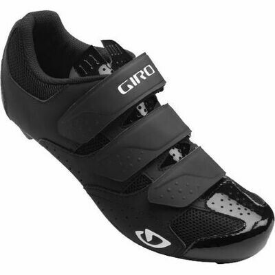 GIRO TECHNE LADIES ROAD BLACK 38