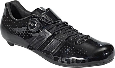 GIRO FACTOR TECHLACE ROAD BLACK 44