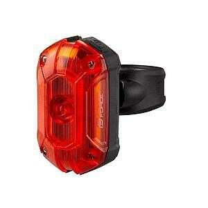 FORCE RUBY2 USB REAR LIGHT - 25 LUMEN