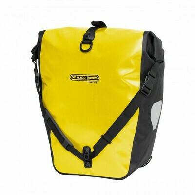 ORTLIEB BACK ROLLER CLASSIC QL2.1 ( PAIR) YELLOW