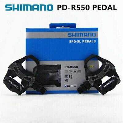 SHIMANO SPD-SL PD-R550 ROAD PEDAL