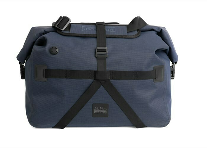 BOROUGH WATERPROOF L, NAVY, WITH FRAME