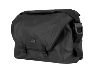 METRO WATERPROOF L, BLACK, WITH FRAME