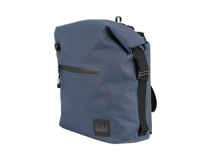 BOROUGH WATERPROOF S, NAVY, WITH FRAME