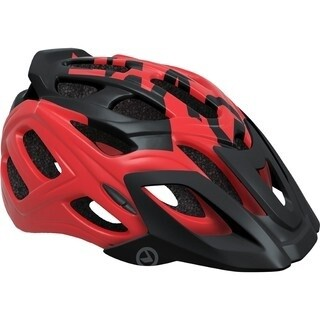 KELLYS DARE HELMET RED/BLACK