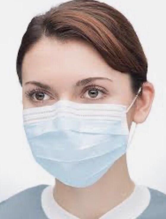 Astm-10 Earloop Procedural Mask
