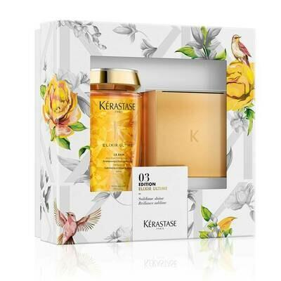 Kérastase - Kit Shampoo + Maschera Elixir Ultimate