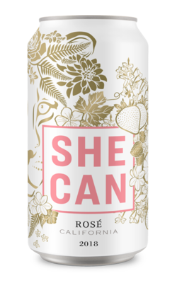 SHE CAN Rosé