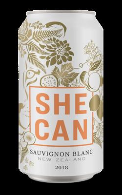 SHE CAN Sauvignon Blanc