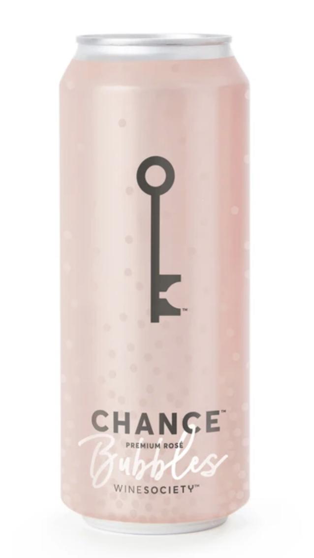 Chance Bubbles Premium Rosé