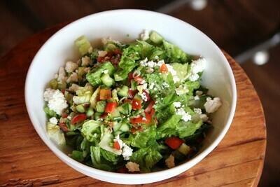 Shirazi Romaine & Feta Salad
