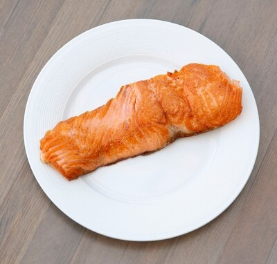 Salmon Mezze