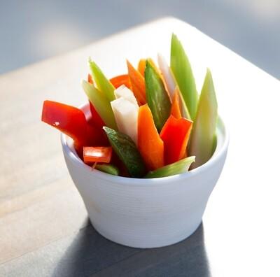 Organic Vegetable Sticks