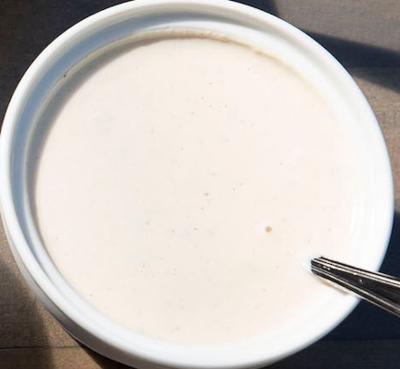 Yogurt-Tahini Sauce