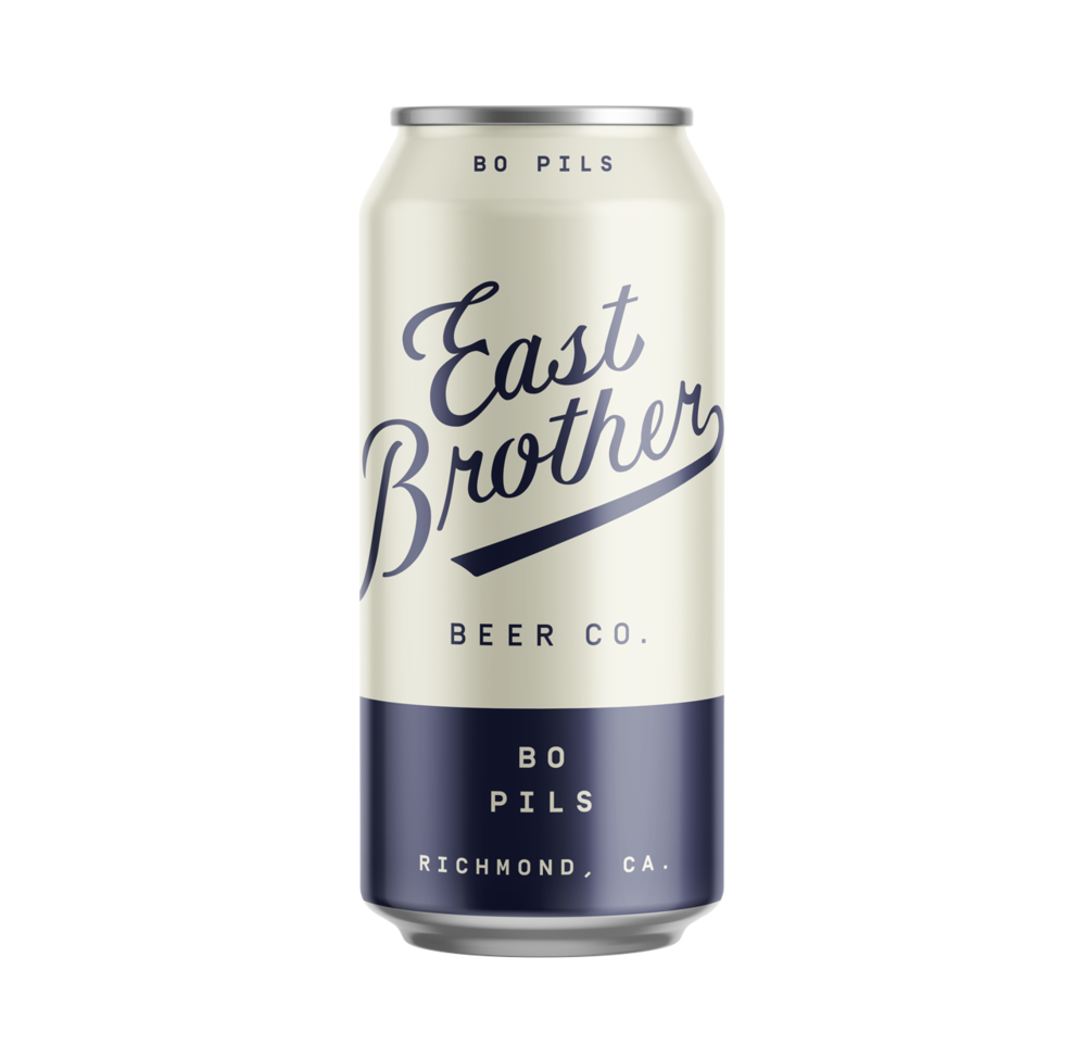 East Brothers Beer Co. Bo Pils