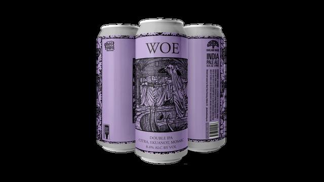 Ghost Town Brewing Woe DIPA 8.4%