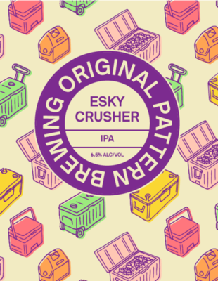 Original Pattern Esky Crusher IPA