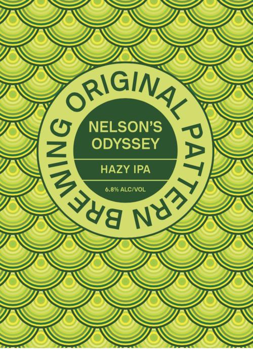 Original Pattern Nelson's Odyssey Hazy IPA