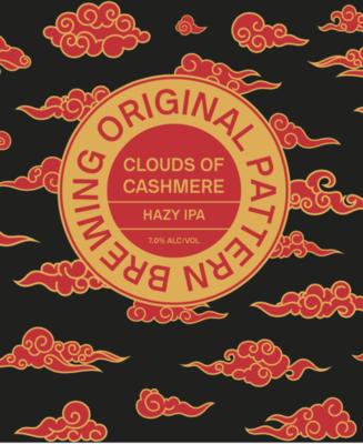 Original Pattern Clouds of Cashmere Hazy IPA