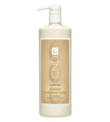 CND Almond Hydrating Lotion 8oz.