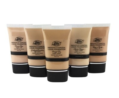 Pure Anada Smooth & Conceal Liquid Foundation