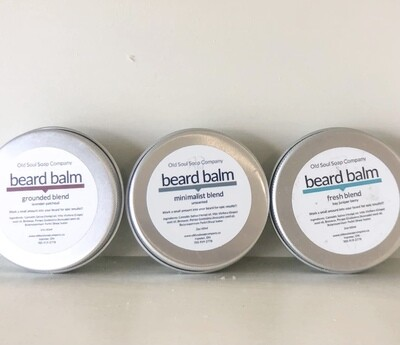 Old Soul Soap Company - Beard Balm