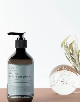 OM Organics - Solstice Hand + Body Lotion