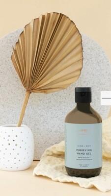 OM Organics - Aloe + Mint Purifying Hand Gel