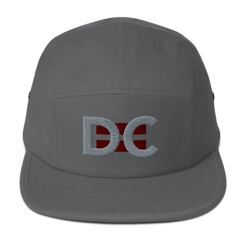 DC=Embroidered Camper Hat