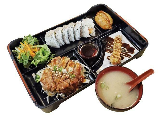 Roll Box (Chicken)