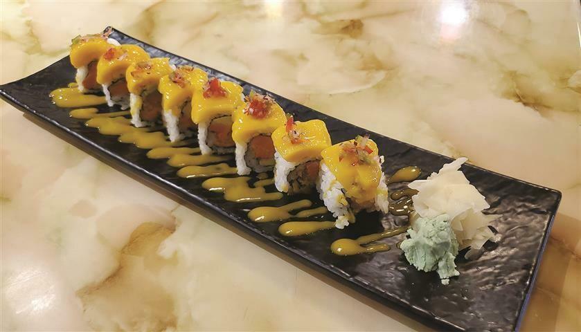 Lady Mango Roll