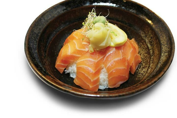 Special Salmon Don