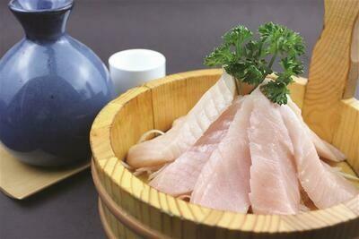 Toro Sashimi (Half)