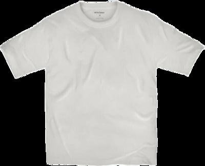 Camiseta White Cotton - Blanco