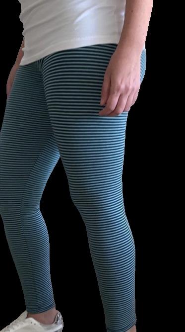 Leggings Adulto - Rayados