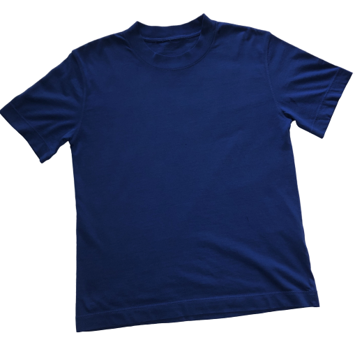 T-Shirt  de Mujer  Azul