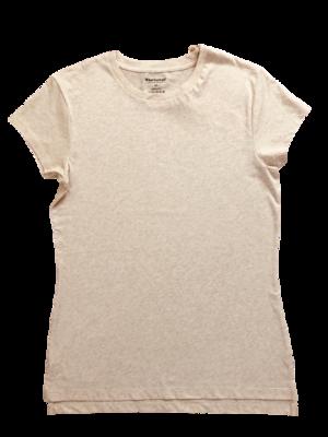 T-Shirt de Mujer Algodón Nativo Orgánico Caramel