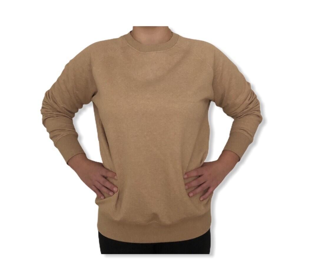 Sweatshirt Unisex de Franela Perchada - Honey
