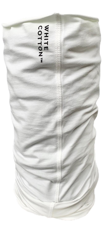 Bandana White Cotton - Blanco