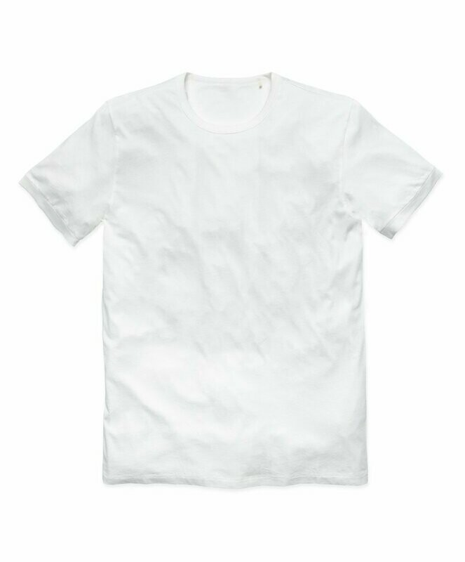 T-Shirt de Hombre Pima Orgánico Blanco