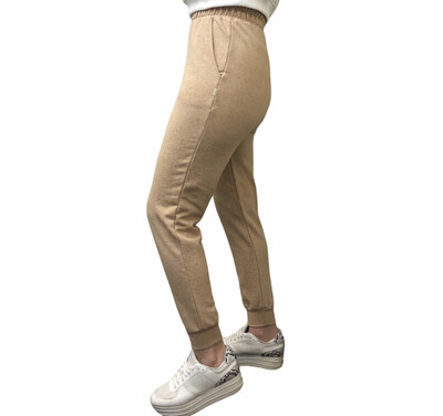Jogger 100% French Terry Honey