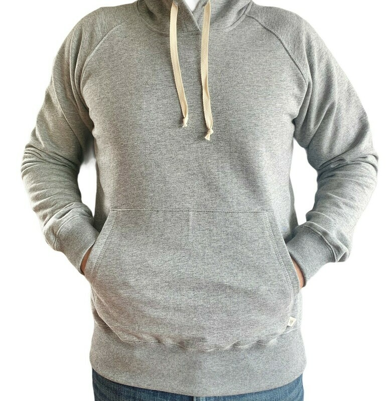 Summer Hoodie Heather Grey