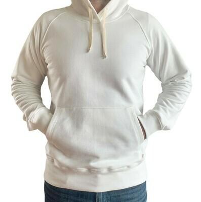 Lightweight  Hoodie Eco White